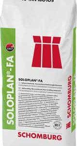 Schomburg  SOLOPLAN-FA  Faserarmierter Spezial-Fließspachtel