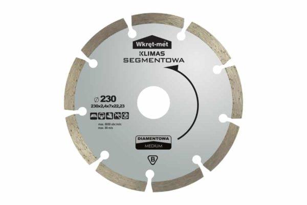 Segment TDS-M Diamanttrennscheibe 115mm