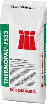 Schomburg THERMOPAL-FS33 Feinspachtel für THERMOPAL-Sanierputze