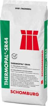 THERMOPAL-SR44-grau Sanierputz-WTA mit mineralischem Leichtfüllstoff