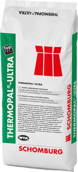 Schomburg THERMOPAL-ULTRA Sanierputz-WTA reaktiv abbindend