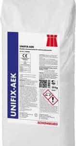 Schomburg UNIFIX-AEK Flexibilisierter Fliesenklebemörtel für Calciumsulfatestrich