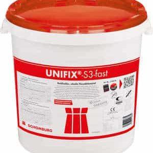 Schomburg UNIFIX-S3-fast Hochflexibler schneller Fliesenklebemörtel