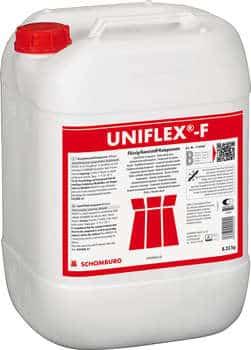 UNIFLEX-F  Flüssigkunststoffvergütung (B-Komponente von UNIFIX-S3 - Neu- UNIFIX-S3-fast - Neu)