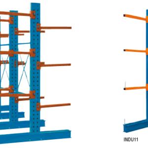 palettenregal handwerk kmu industrie einseitig doppelseitig